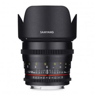 Samsung 50mm T1,5 AS UMC VDSLR Nikon F
