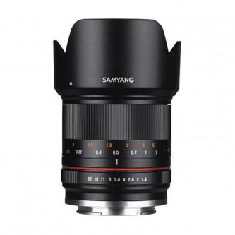 Samyang 21mm f/1.4 ED AS UMC CS Canon M