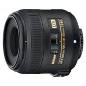 Nikkor 40mm f/2,8 G ED Micro