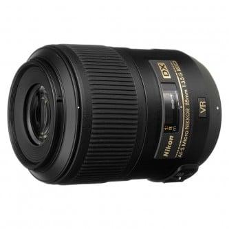 Nikkor AF-S 85mm f/3,5 Micro G ED DX VR