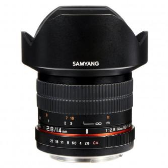 Samyang 14mm f/2,8 (Full-frame) Four Thirds