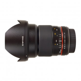 Samyang 24 mm f/1,4 (Full Frame) Sony A
