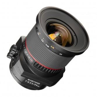 Samyang 24mm TILT/SHIFT f3,5 ED AS Nikon