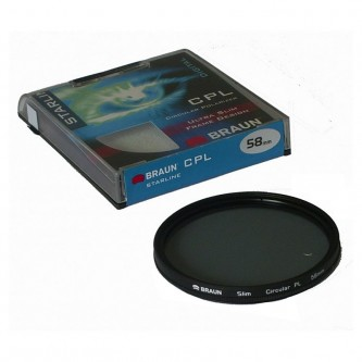 Braun Pol.Filter 52 mm Starline