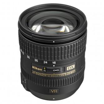 Nikkor AF-S 16-85mm 3,5-5,6 VR DX