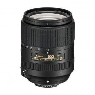 Nikkor AF-S 18-300mm DX f/3,5-6,3G ED VR