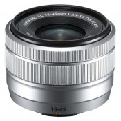 Fuji XC 15-45 f/3.5-5.6 OIS PZ sølv