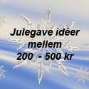 200 - 500 kr.