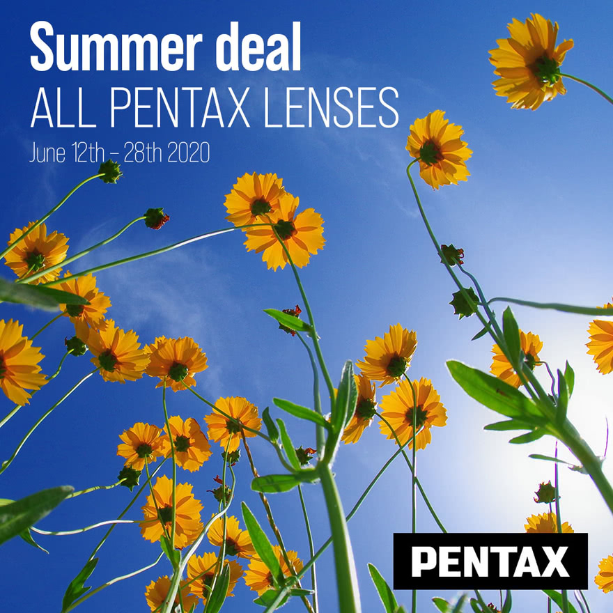 Pentax Summer Campaign