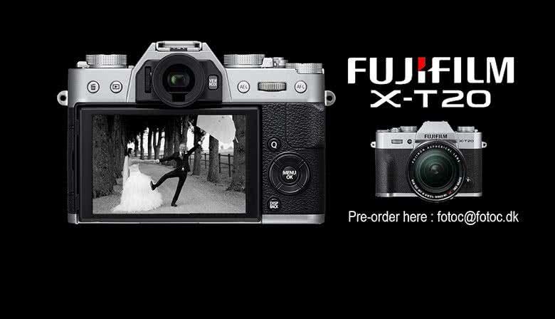 Fujifilm X-T20 ilver