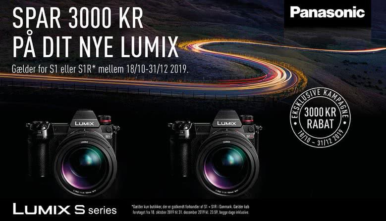 Panasonic Lumix S kampagne