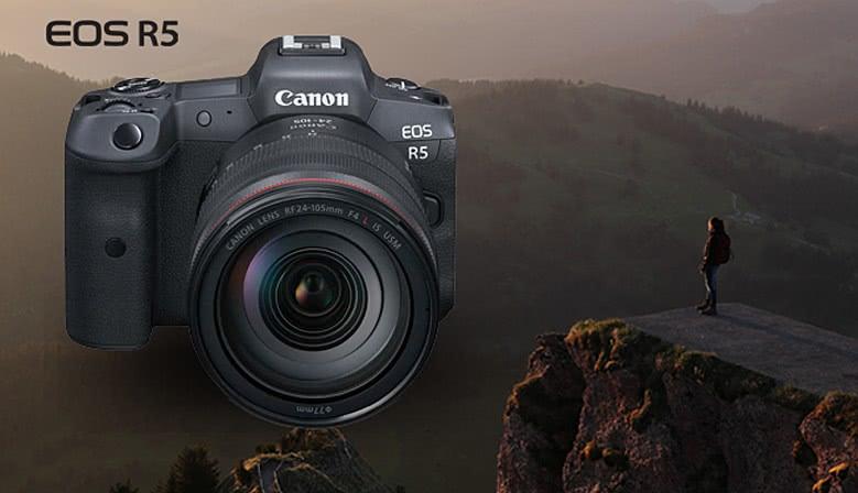 Canon EOS R5 & EOS R6