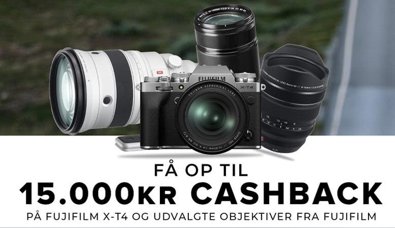 Få op til 15.000 kr. i cashback på udvalgte X-series produkter
