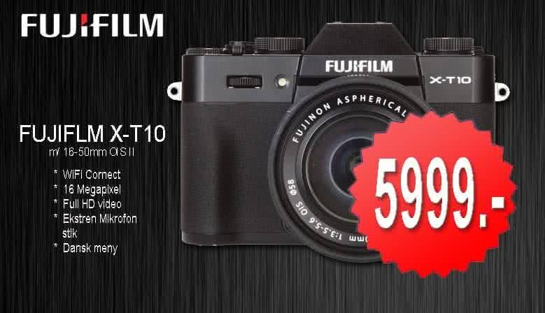 FujifilmXT10