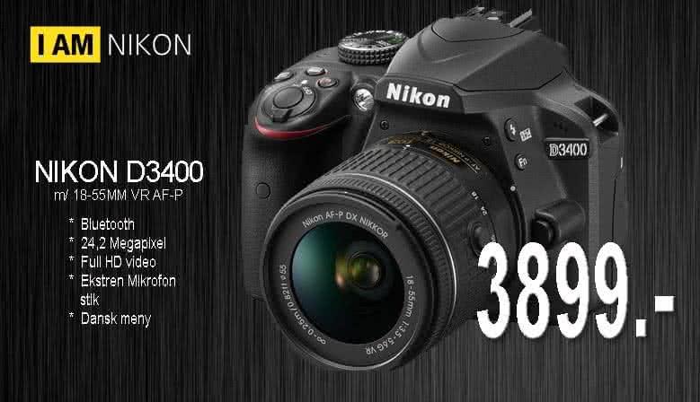 NikonD3400