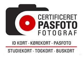 Certificeret Pasfoto fotograf